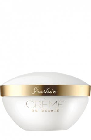 Очищающий крем Creme De Beaute Guerlain. Цвет: бесцветный