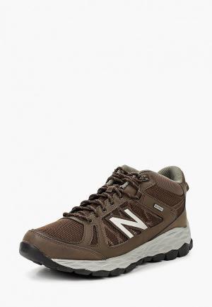 Кроссовки New Balance 1450. Цвет: коричневый