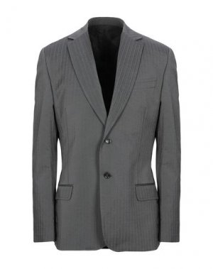 Пиджак JUST CAVALLI. Цвет: стальной серый