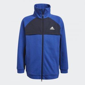 Олимпийка XFG Pocket Sportswear adidas. Цвет: белый