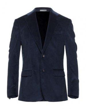 Пиджак 0909 FATTO IN ITALIA. Цвет: темно-синий