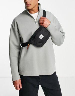 Черная сумка-кошелек на пояс Fourteen-Черный цвет Herschel Supply Co