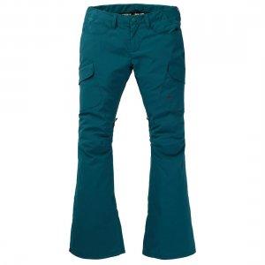 Сноубордические штаны GORE‑TEX Gloria Pant Burton. Цвет: цвет морской волны