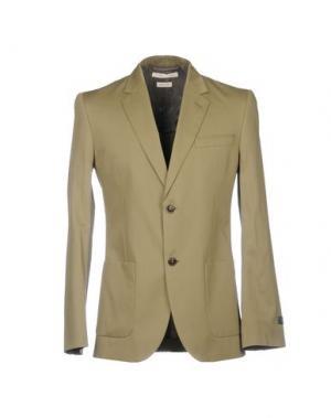 Пиджак MARC JACOBS. Цвет: зеленый-милитари