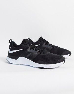 Черные кроссовки Renew Retaliation-Черный Nike Training