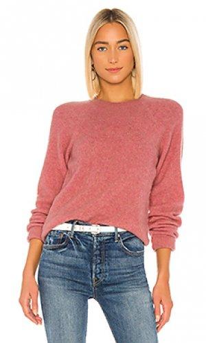 Пуловер wendy A.P.C.. Цвет: розовый