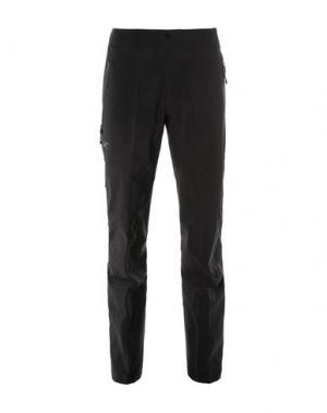 Повседневные брюки ARC'TERYX. Цвет: черный