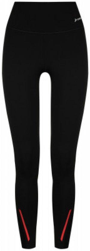 Тайтсы женские , размер 48 Demix. Цвет: черный