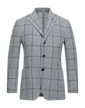 Пиджак SARTORIO. Цвет: зеленый