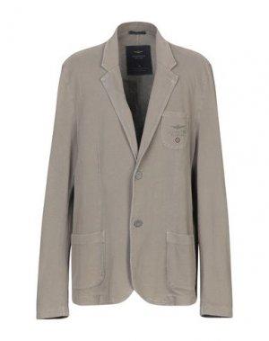 Пиджак AERONAUTICA MILITARE. Цвет: хаки