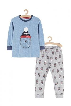 Пижама 5.10.15.. Цвет: голубой