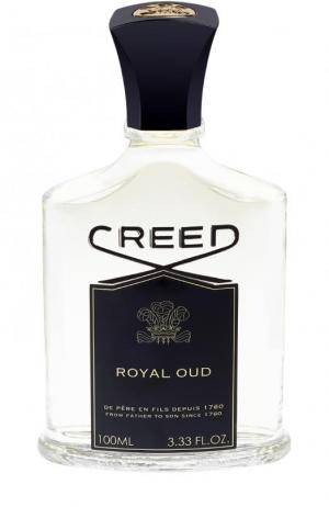 Парфюмерная вода Royal Oud Creed. Цвет: бесцветный