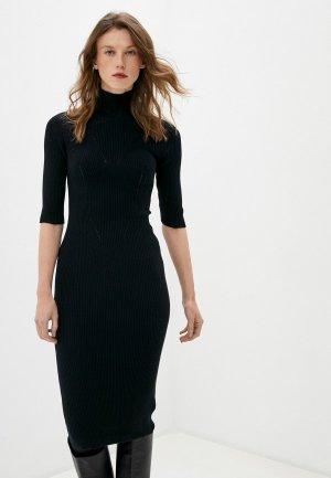 Платье Marciano Los Angeles. Цвет: черный