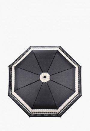 Зонт складной Doppler. Цвет: черный