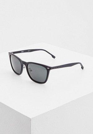 Очки солнцезащитные Boss 1290/F/SK 003. Цвет: черный