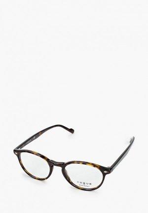 Оправа Vogue® Eyewear VO5326 W656. Цвет: коричневый