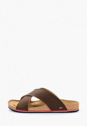Сандалии Gioseppo. Цвет: коричневый