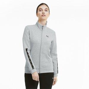 Спортивный костюм Amplified Sweat Suit PUMA. Цвет: серый