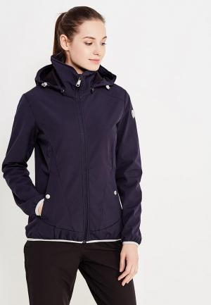 Куртка Luhta BLANKA. Цвет: синий