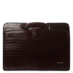 Портфель RC2045 темно-коричневый GERARD HENON
