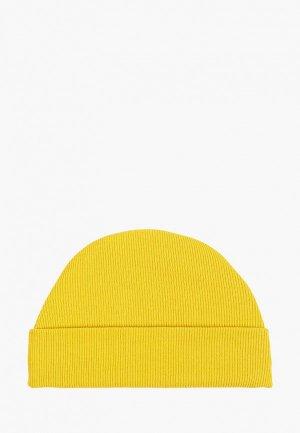 Шапка Trendyco Kids. Цвет: желтый