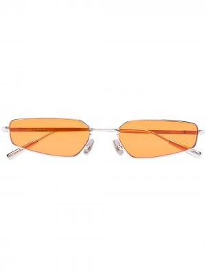 Солнцезащитные очки Arista AMBUSH. Цвет: оранжевый