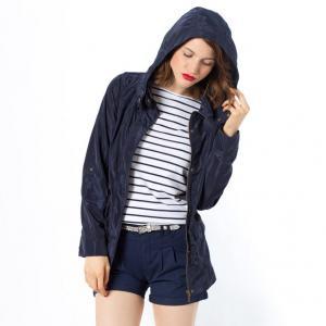Куртка-ветровка R essentiel. Цвет: черный