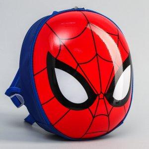 Ранец с жестким карманом, человек-паук MARVEL