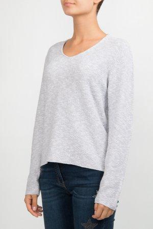 Серый пуловер Le Tricot Perugia