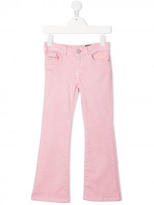 Джинсы bootcut Lowleeh-J JoggJeans-N Diesel Kids. Цвет: розовый