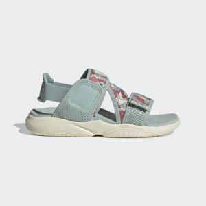Сандалии Terrex Sumra adidas. Цвет: зеленый