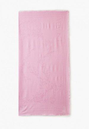 Палантин Escada Sport. Цвет: розовый