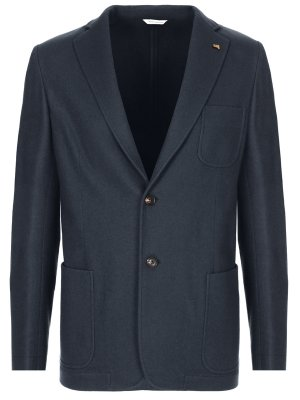 Пиджак из кашемира и шелка COLOMBO