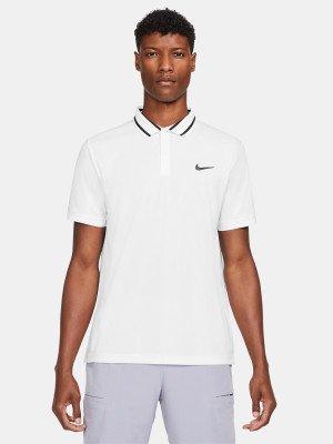 Поло мужское Court Dri-FIT Victory, размер 44-46 Nike. Цвет: белый