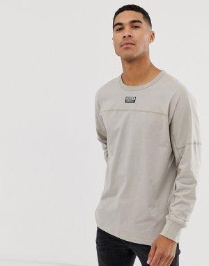 Лонгслив с логотипом -Мульти adidas Originals