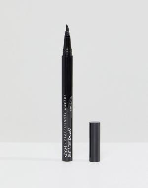 Подводка для глаз Thats Point NYX Professional Makeup
