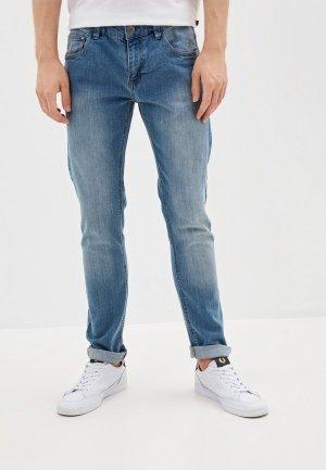 Джинсы Indicode Jeans. Цвет: голубой