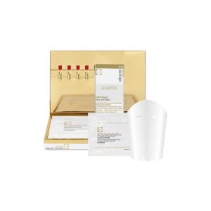 Клеточная маска-вуаль для лица и шеи CellCosmet CellEctive CellCollagen Cellcosmet&Cellmen. Цвет: бесцветный