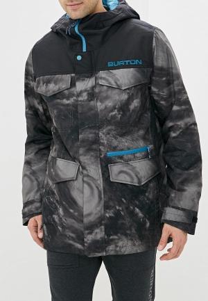 Куртка горнолыжная Burton M COVERT JK. Цвет: черный