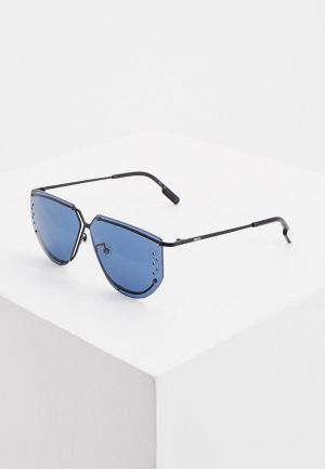 Очки солнцезащитные Kenzo KZ 40057U. Цвет: черный