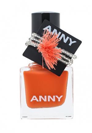 Лак для ногтей Anny тон 170.20 свежий апельсин. Цвет: оранжевый
