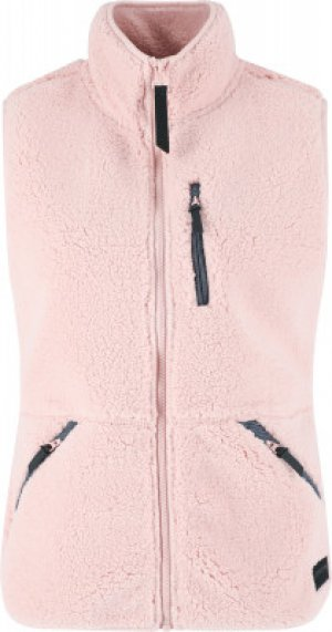 Жилет женский Ancona, размер 44 IcePeak. Цвет: розовый