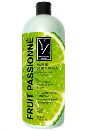 Пена для ванн с маслами, 1 л YZ. Цвет: зеленый
