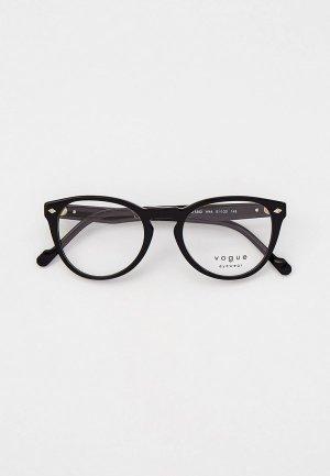 Оправа Vogue® Eyewear VO5382 W44. Цвет: черный
