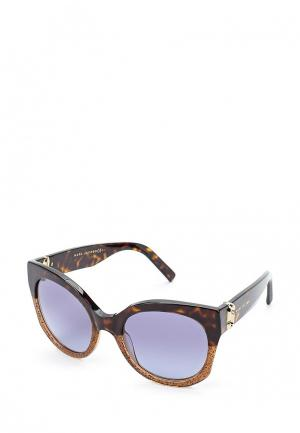 Очки солнцезащитные Marc Jacobs 247/S DXH. Цвет: коричневый