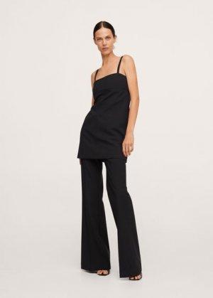 DRESS - Jula Mango. Цвет: черный