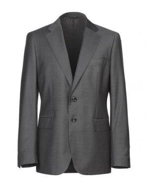 Пиджак 57 T. Цвет: стальной серый