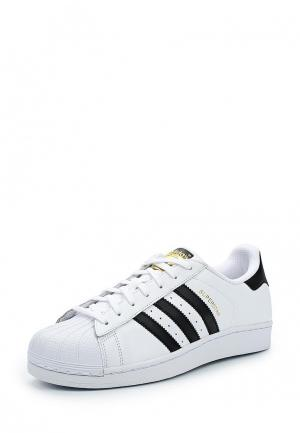 Кеды adidas Originals SUPERSTAR. Цвет: белый