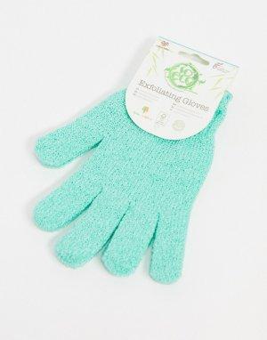 Перчатки-мочалка -Бесцветный So Eco