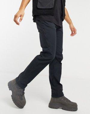 Черные брюки Ortler 2.0-Черный Berghaus